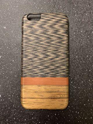 iPhone 6/6s case 正版 韓國製造 木質拼貼 日牌beams