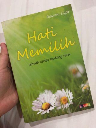Novel Hati Memilih