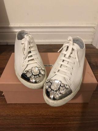 (RESERVED)MIU MIU shoes