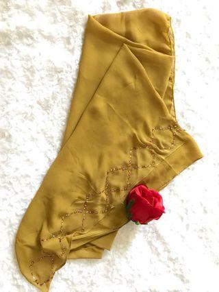 3 instant shawl rm45