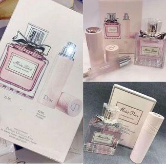 優惠價 Miss Dior Blooming Bouquet淡香水套裝 75ml + 10ml