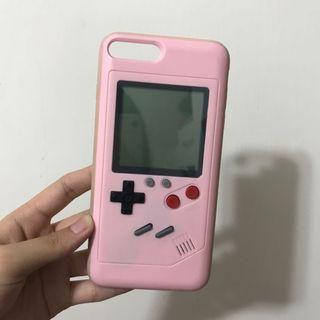 粉紅色Gameboy電話殼 iPhone7 Plus