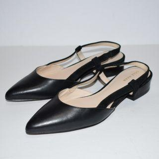 Cole Haan Lainey Slingback Skimmer ll Sandals Black Size 6.5