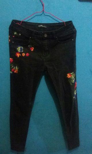Jeans zara look a like #BAPAU
