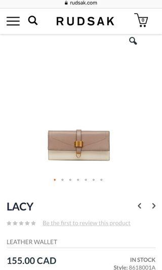 BNIB Rudsak Lacy Wallet