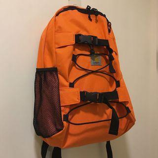 [ 已售出 ]全新Carhartt Wip Kickflip Backpack Orange 後背包 橘色