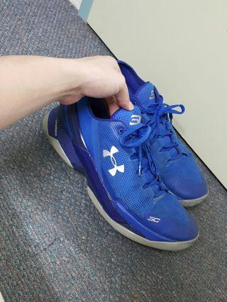 Under Armour Curry 2 US11