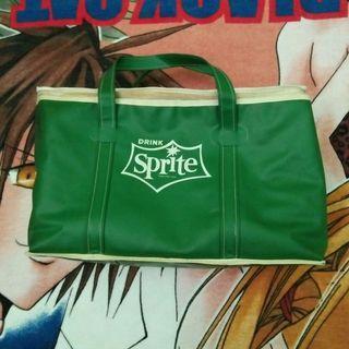 vintage sprite bag