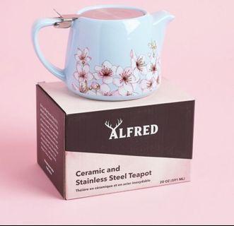 Alfred Tea Pot