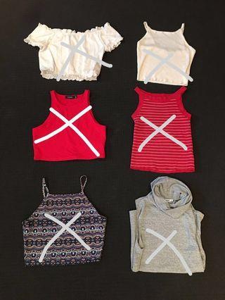 women's tops bundle