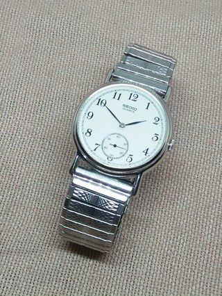 #BAPAU jam tangan seiko chariot 2628