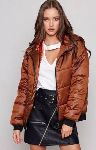 TWIIN shelter puffer jacket RRP$217