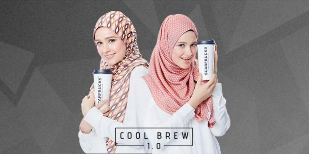 Scarfbucks Cool Brew