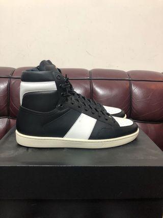 全新saint laurent Paris sneaker Slp Ysl new Sz 43