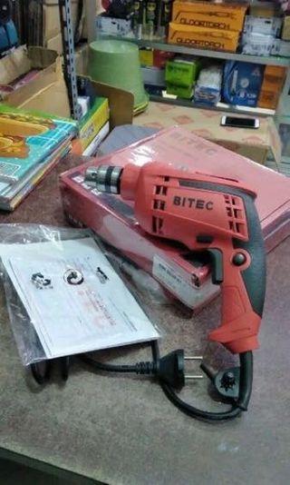 #BAPAU alat bor listrik bitec