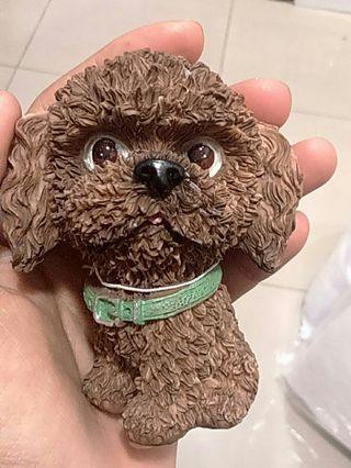 DARK BROWN DOG