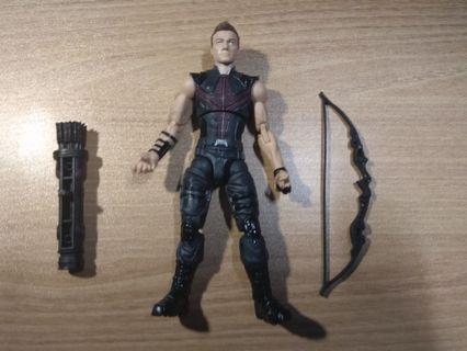 6英寸比例,歡迎合理議價 Marvel Legends Hawkeye 鷹眼 Avengers1 復仇者1(不是marvel select shf mafex mezco revoltech comicave studio figma NECA)