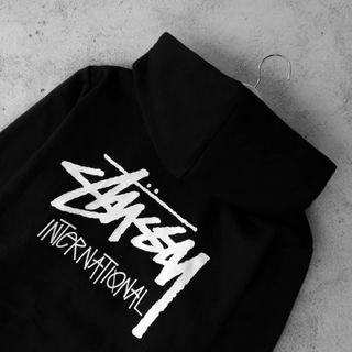 Hoodie Stussy International
