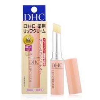 🚚 【日本DHC】純欖護唇膏1.5G