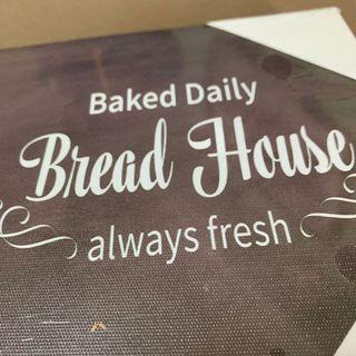 Signage Wall Decor  Bread House