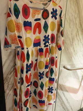 🚚 Gorman Full Linen Dress