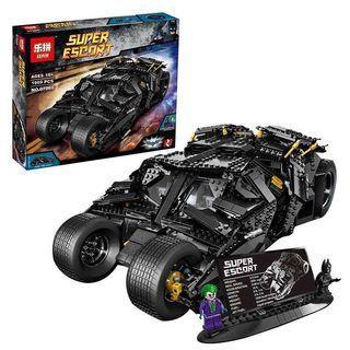 Lepin Batman car