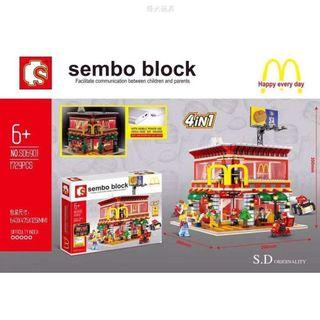 Sembo McDonald(lighting)