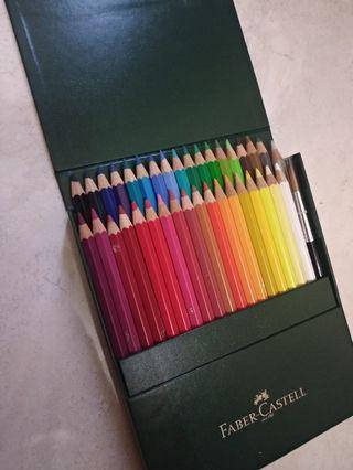 Faber-Castell Polychromos Pencil Studio Box 36