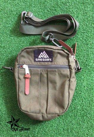Gregory Quick Pocket Olive Green aka Green Army