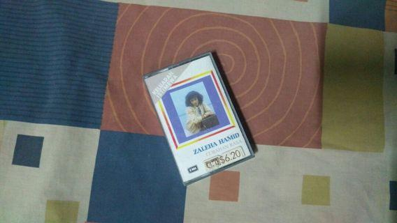 Kaset / cassette/ Tape zaleha hamid