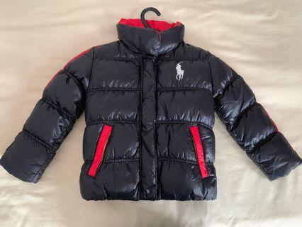 Ralph Lauren Puffy Winter Jacket 6t