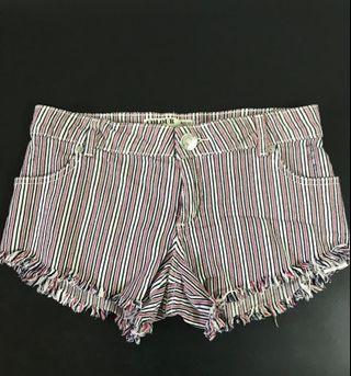 Cotton On Stripe Shorts