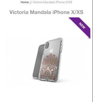 🚚 Gear4 Victoria iPhone X/XS