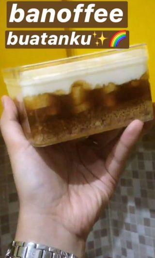 Banoffee 500ml ONLY 35k !!
