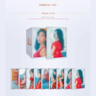 LOVELYZ - ONCE UPON A TIME NORMAL VERSION