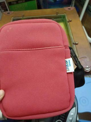 Avent Thermal Bag Red