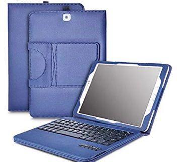IVSO Keyboard case for Galaxy Tab A 10.1 (Blue)