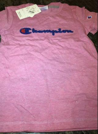 Pink Champion Tee