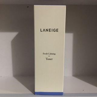 Laneige NEW fresh calming toner