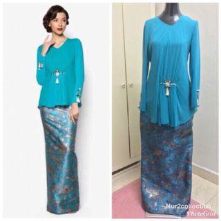 JM JLuxe Baju Kurung GraceKelly Katarina for Zalora  NWT (New With Tag)