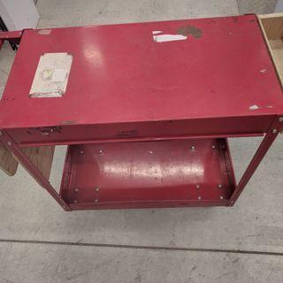 Warehouse Red Carts, Order Picking, various uses, strong Wheels - $50 (Etobicoke)