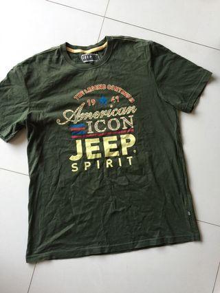 Jeep graphic tee