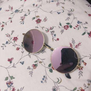 🚚 BUY 1 GET 1 FREE Forever21 round reflective shades