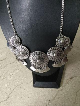 Bohemian Statement Necklace (RTP £18)