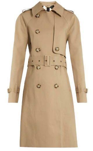 Stella McCartney trench coat 雨風衣