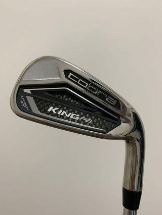 Cobra F8 Irons (5 Iron to PW) NS Pro 950GH steel shaft (Stiff) - Negotiable