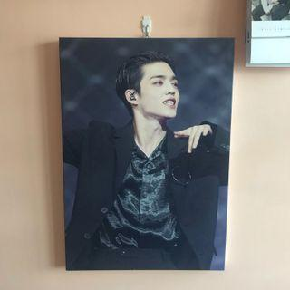 S.Coups A2 Frame from MyMiracles exhibition