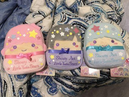 Little Twin Stars mini bags