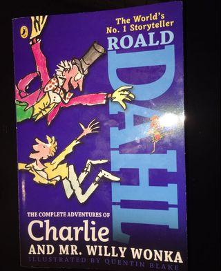 (Brand new) ROALD DAHL's books for sale