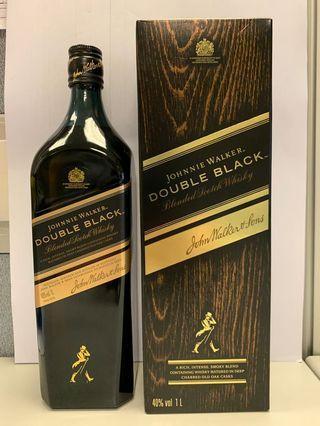 Johnnie Walker Double Black Label 1000ml